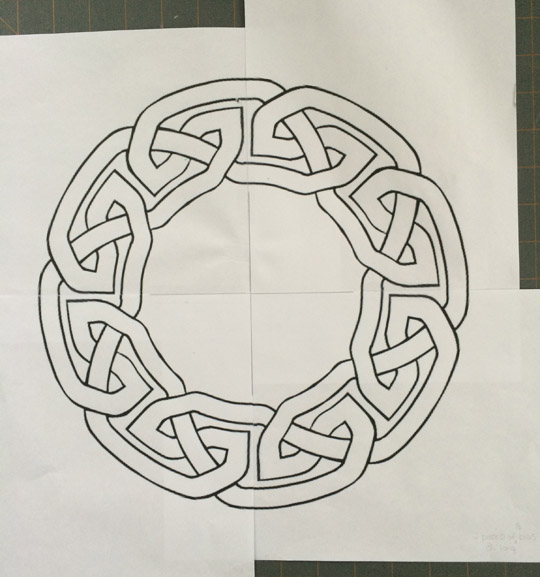 540x577 Pin By Andam Dewi On Diy Celtic Knots, Celtic