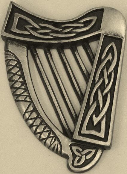 425x581 Harp By Artful Marty We Celtic Harps