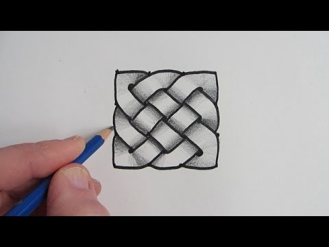 480x360 How To Draw A Celtic Knot Step By Step
