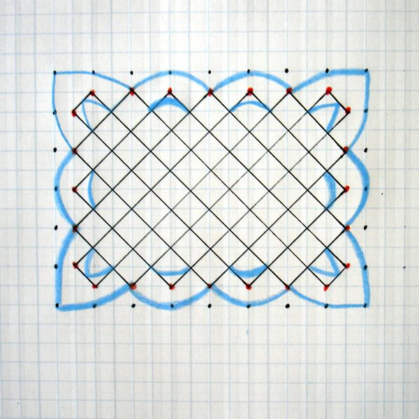 600x600 How To Draw A Celtic Knot Pattern Celtic Knots, Tutorials