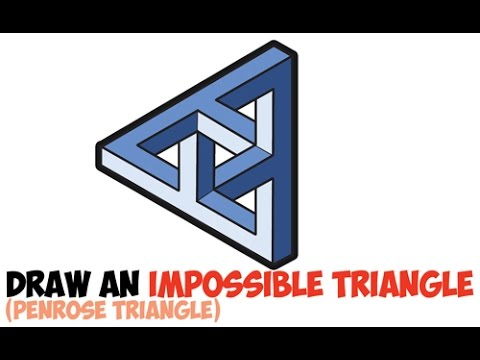 480x360 How To Draw An Impossible Triangle Easy Step By Step Celtic Knot