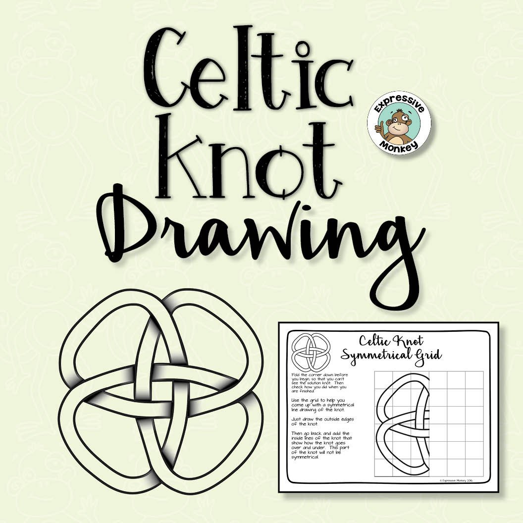 Celtic Knots Drawing At Getdrawings Free For Personal Use