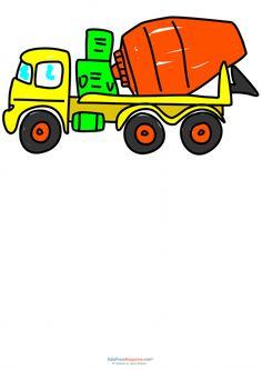 236x333 Learn To Draw Construction Equipment Dump Truck 2 Dump Trucks