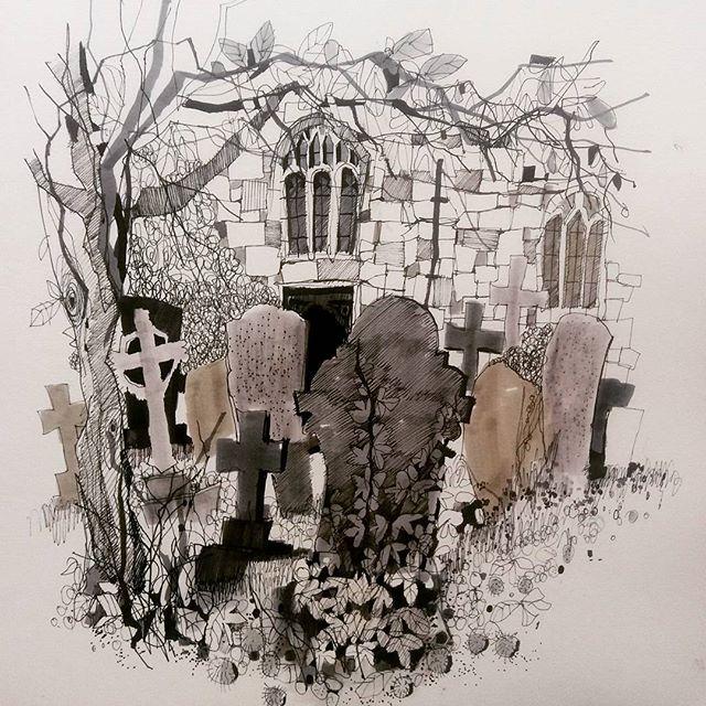 640x640 Graveyard