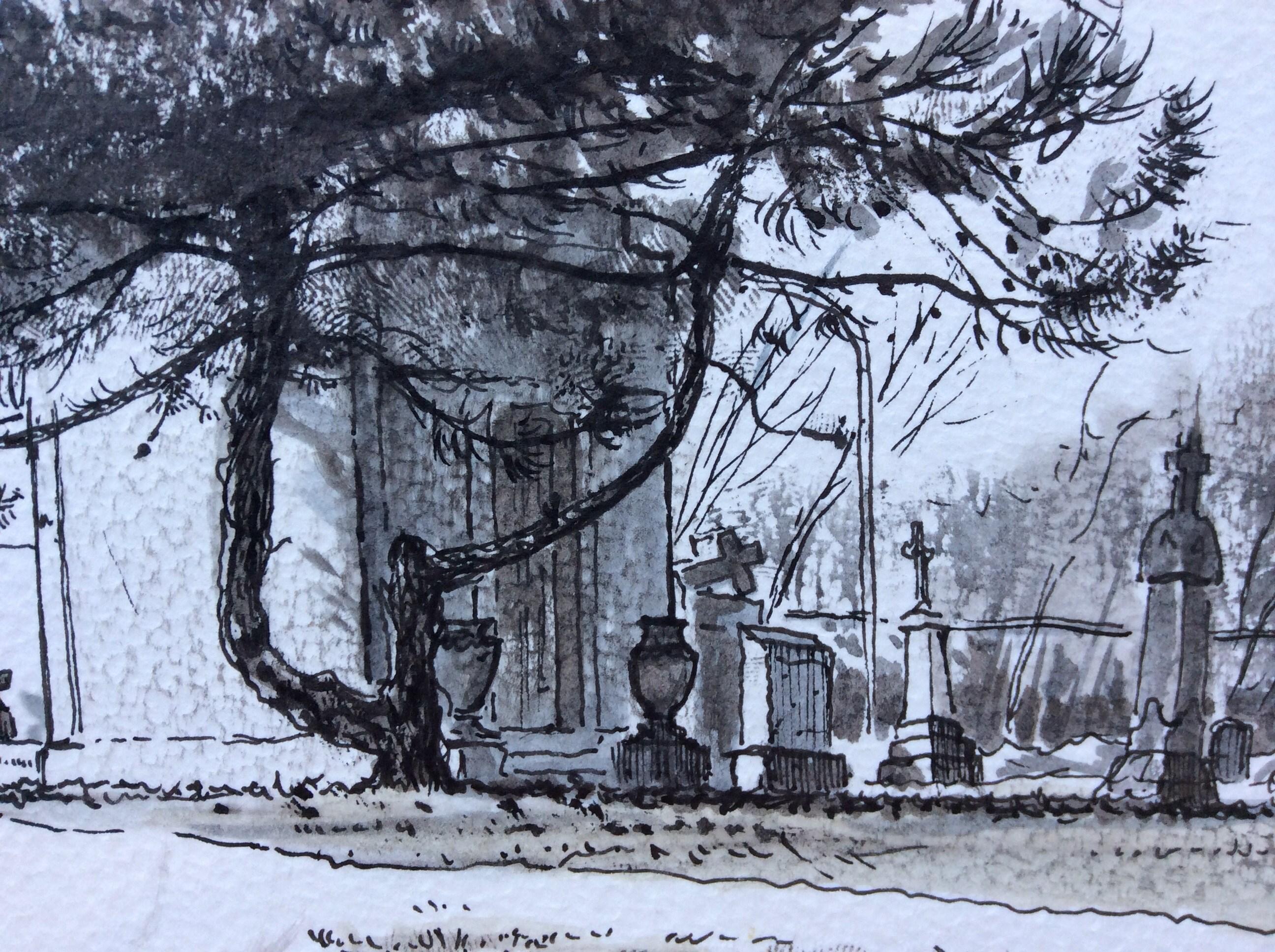 2592x1936 Cemetery Drawings Buttnekkiddoodles