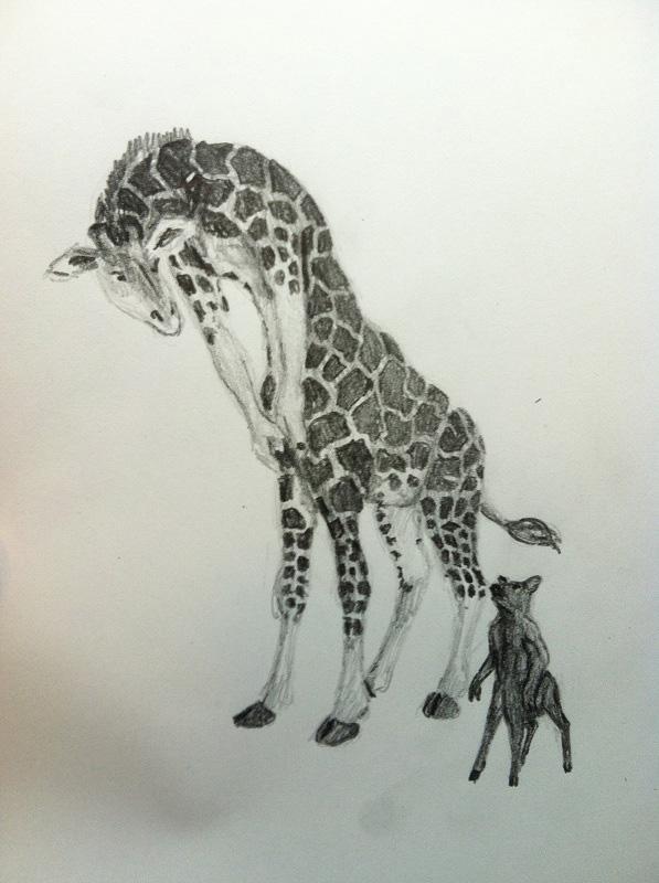 597x800 Draw A Centaur Day