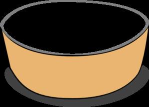 299x216 Empty Bowl Clip Art