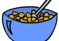 200x140 Lovely Cereal Clip Art Cartoon Cereal Bowl Cliparts