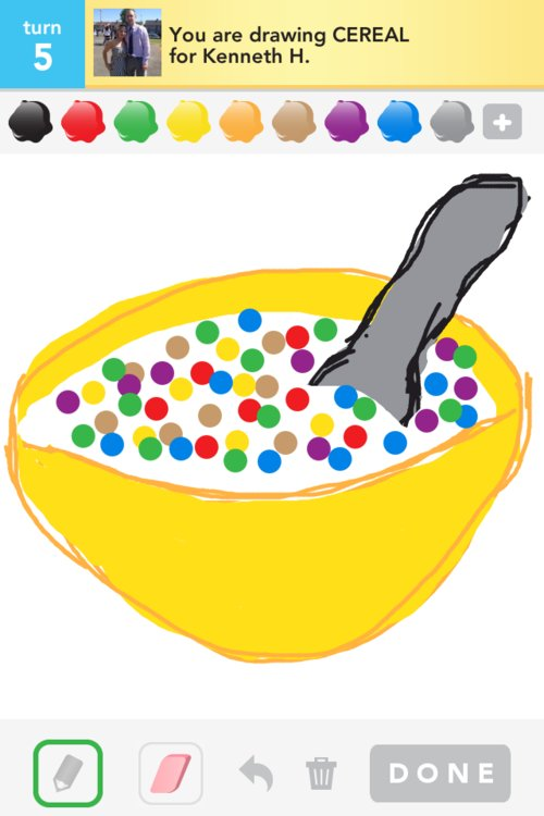 500x750 Cereal Drawings