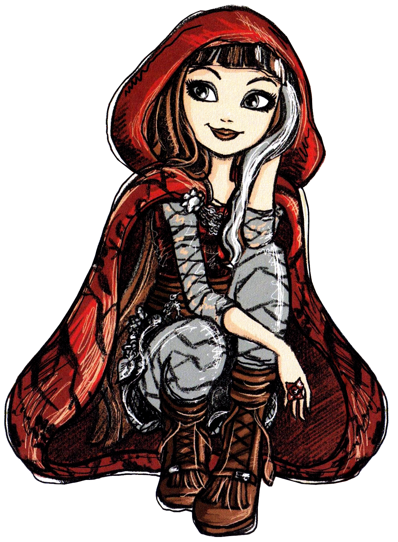 Cerise Hood Drawing At Getdrawings Com Free For Personal Use