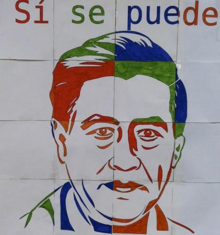 430x460 Cesar Chavez Art Project