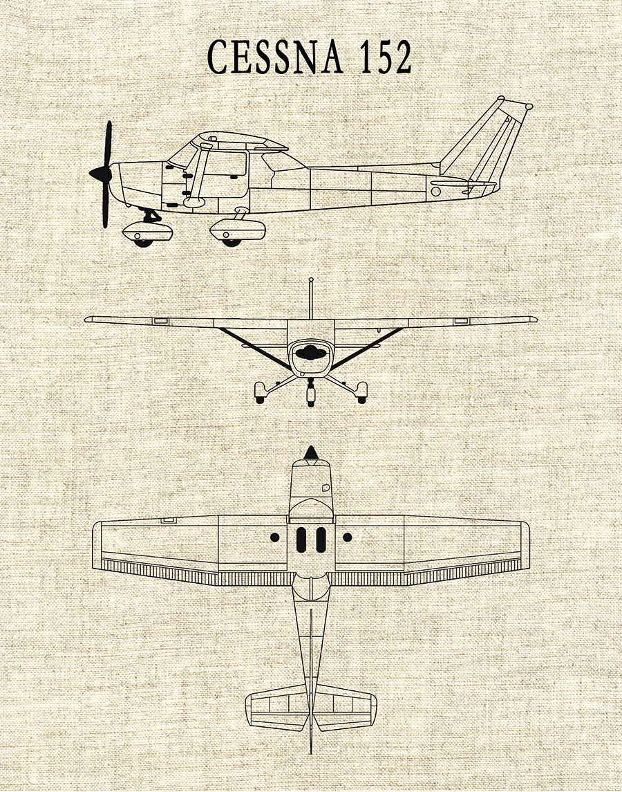 Cessna Drawing at GetDrawings com   Free for personal use