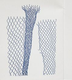 236x263 Chain Link Fence Art Chain Link Fencing, Fences