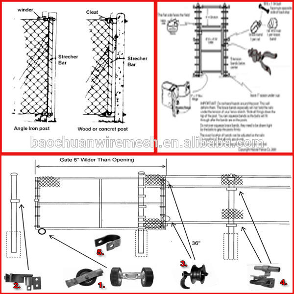 Chain Link Fence Construction Details Mycoffeepot Org