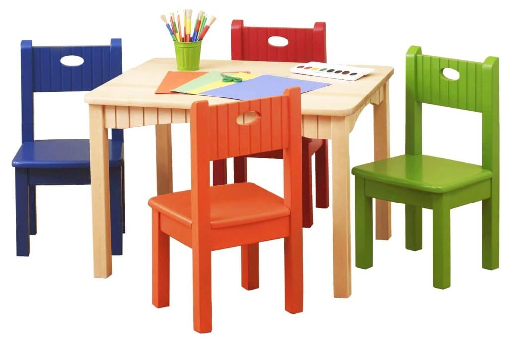 1024x683 Furniture Creative Children Drawing Table And Chair Sets With Red