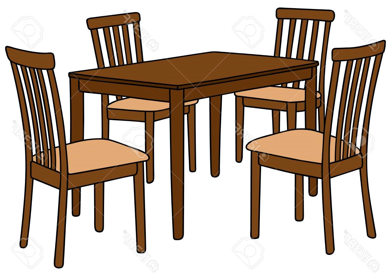 1300x918 Popular Drafting Table Chairs With Table And Chairs Drawing