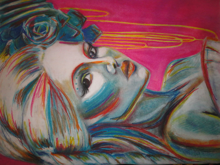 900x675 Pastel Chalk Drawings Kerli Koiv Chalk Pastel By Sallytan Art