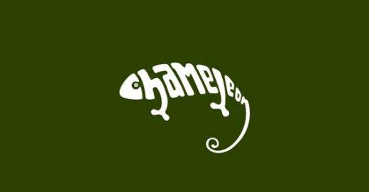 520x271 Logo Chameleon Logos Chameleons, Logos And Logo Ideas