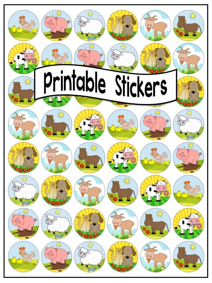 720x960 Stickers