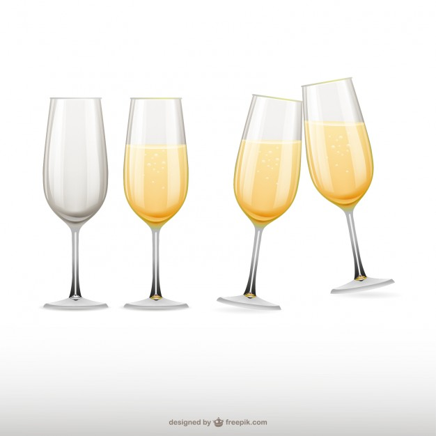 626x626 Champagne Glasses Vectors, Photos And Psd Files Free Download