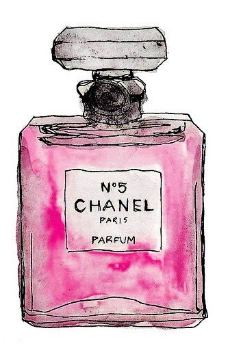 cf89b4bc7a29 Chanel Perfume Bottle Drawing at GetDrawings.com   Free for personal ...