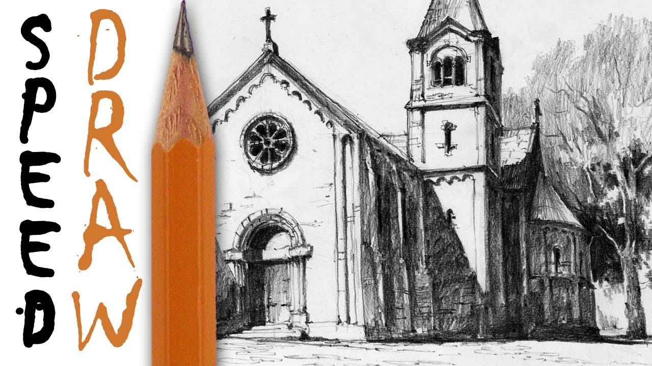 1280x720 How To Draw Architecture Rysunek Architektoniczny