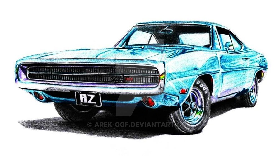 900x501 Dodge Charger By Arek Ogf