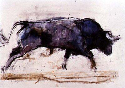 400x284 Charging Bull Art Charging Bull, 1998 Poster Art Print By Mark