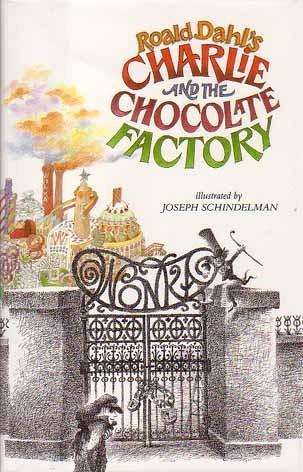 303x472 Charlie And The Chocolate Factory By Roald Dahl Books Made Into