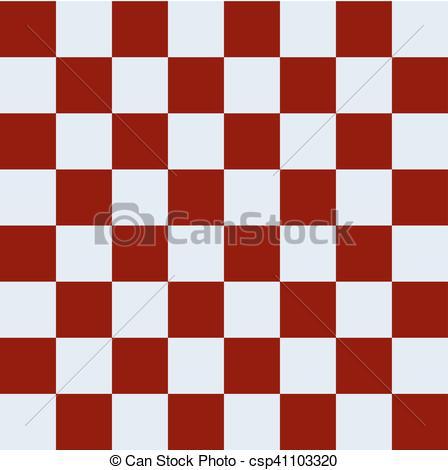 448x470 Simple Checkerboard. Simple Red Brown Silver Gray Vector