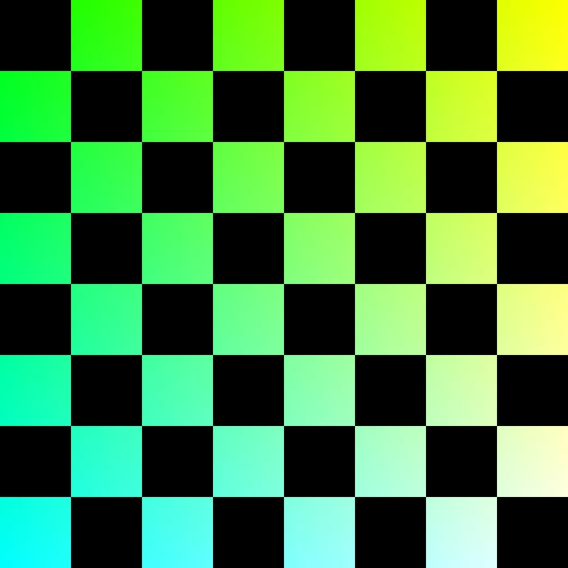 512x512 Webgl Tutorial 3 Draw A Checkerboard In Shader [Tutorials]