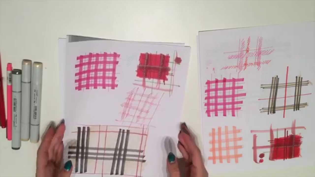 1280x720 How To Draw Plaid