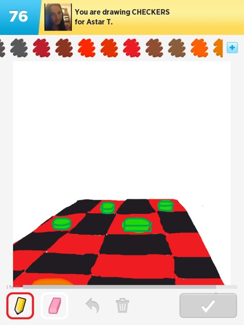 500x667 Checkers Drawings