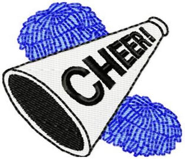 600x514 Cheerleaders Megaphone Cheerleader Megaphone Clipart Cliparts