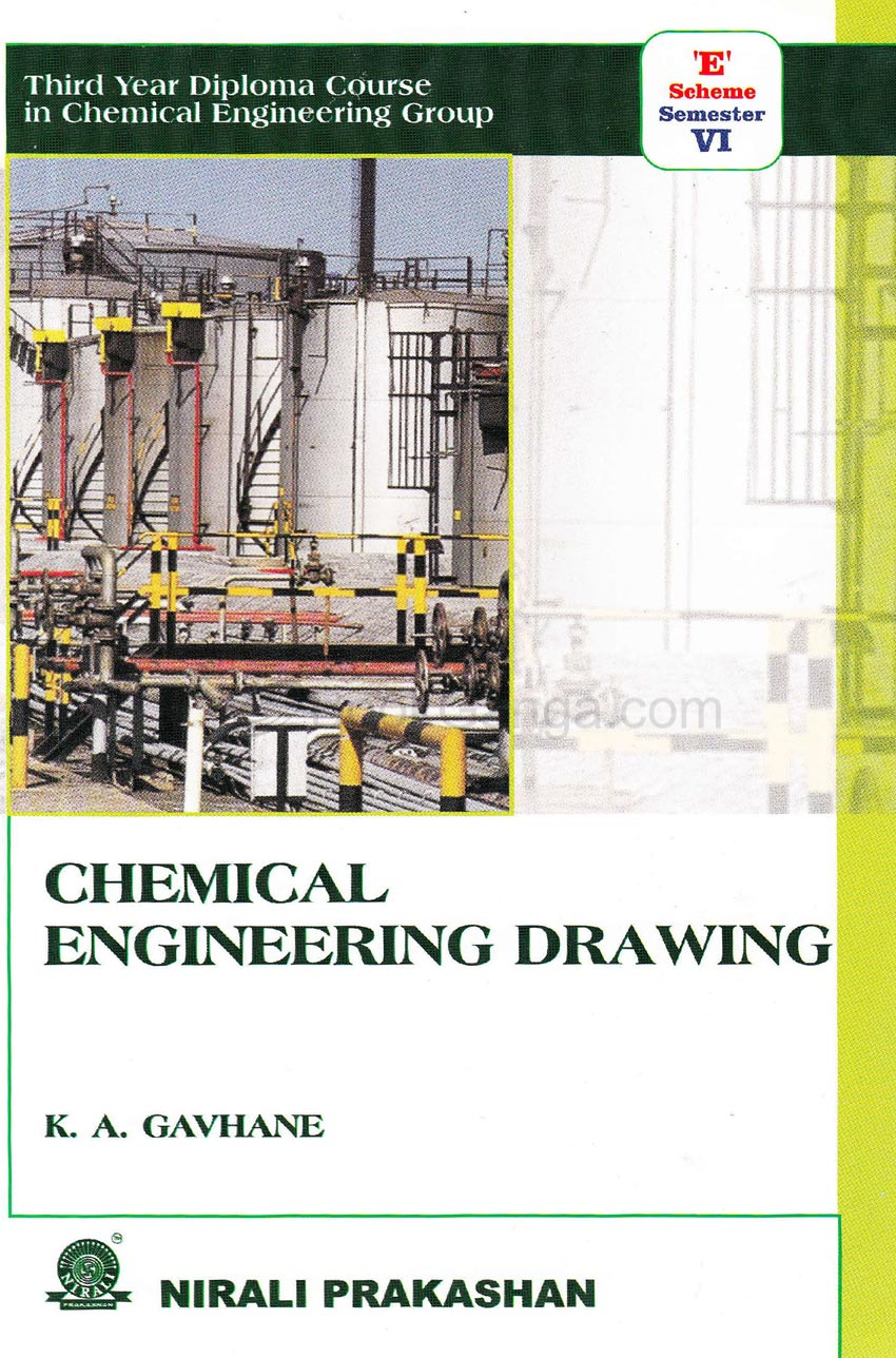 850x1288 Chemical Engineering Drawing