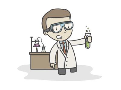 400x300 Chemist Scribouille Chemist, Illustrations And 2d