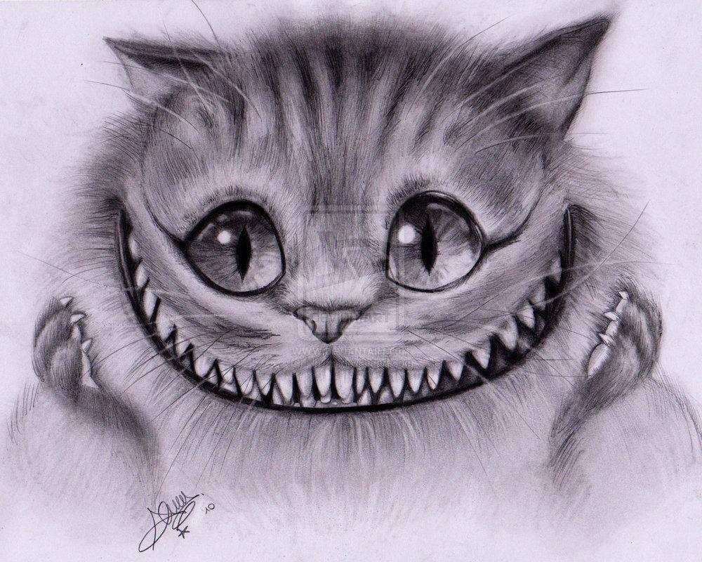 1000x800 Alice In Wonderland Cheshire Cat Drawing Cheshire Cat