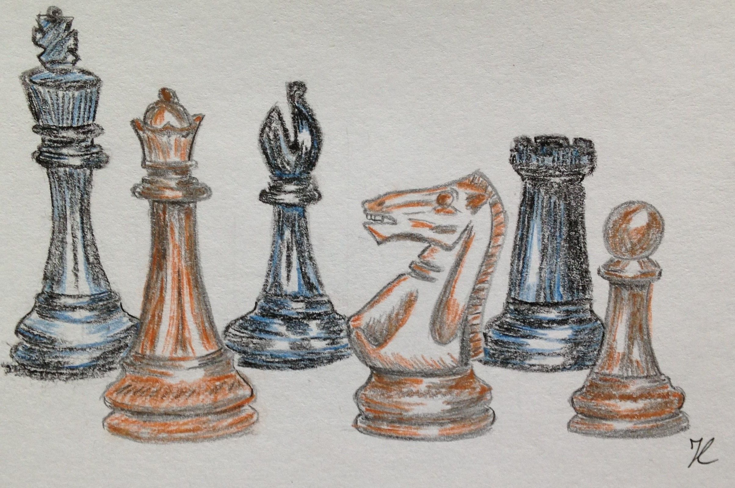 2408x1600 Chess Pieces Drawing Chess Chess Pieces, Chess