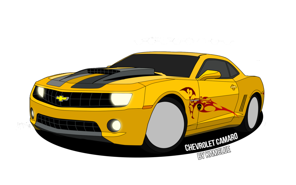 1024x640 Chevrolet Camaro Drawing By Kamclue750