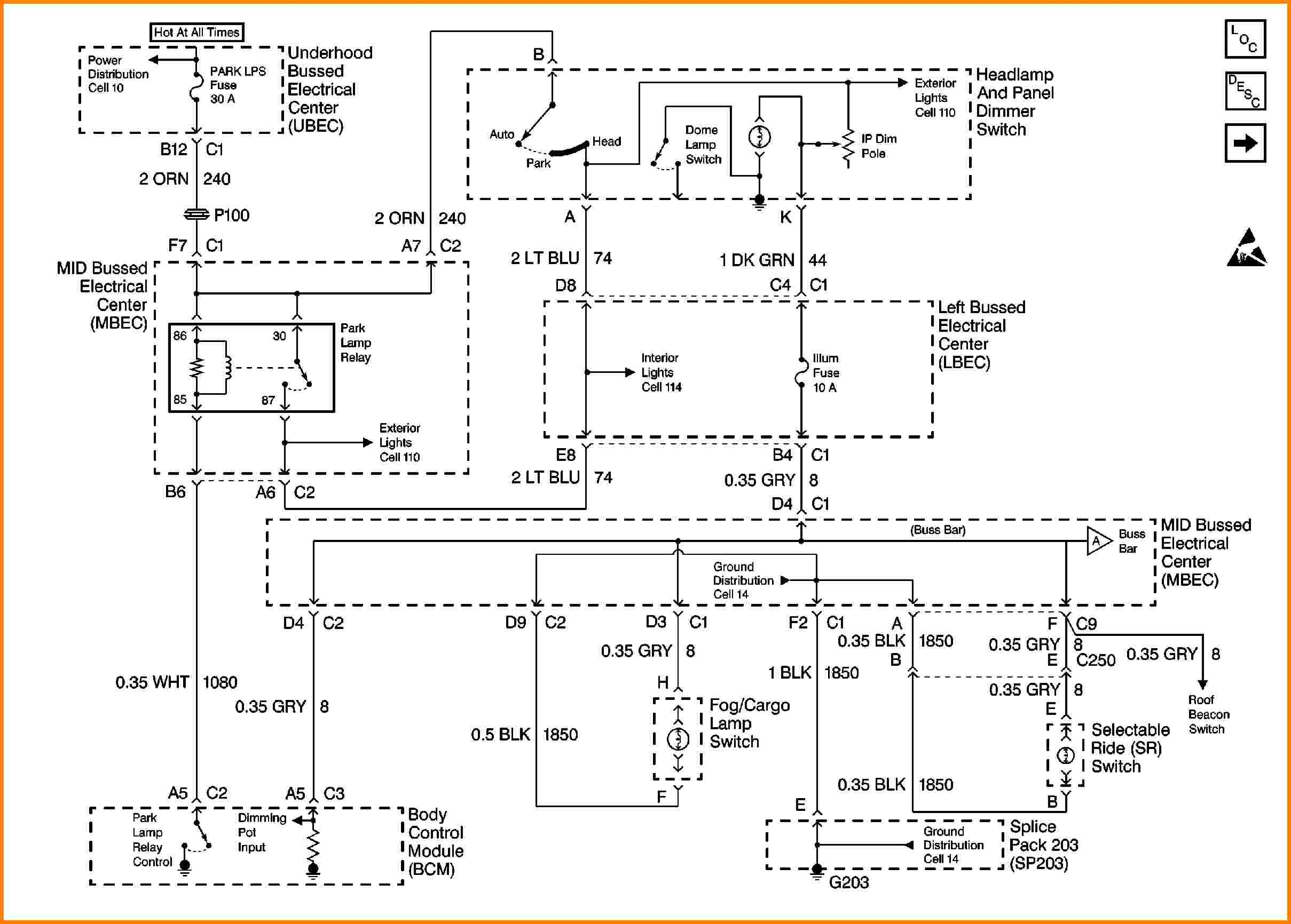 Chevy Silverado Drawing At Free For Personal Use 1983 Headlight Dimmer Switch Wiring Diagram 2418x1732 2003 Relay Cable