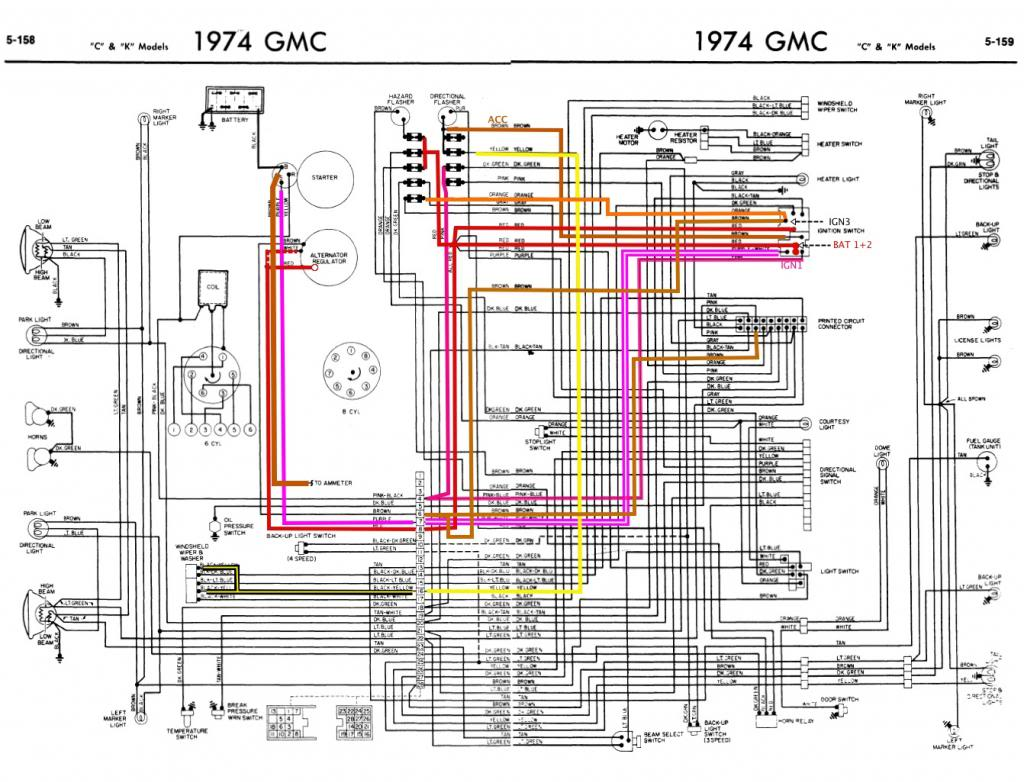1978 chevy truck wireing diagram wiring diagram portal u2022 rh graphiko co