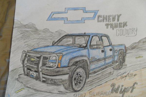 600x400 Chevy Duramax Dads Truck By 18kybuschfan