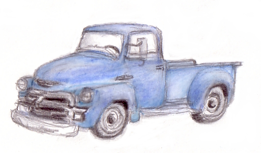 532x313 Chevy Truck See. Draw. Share.