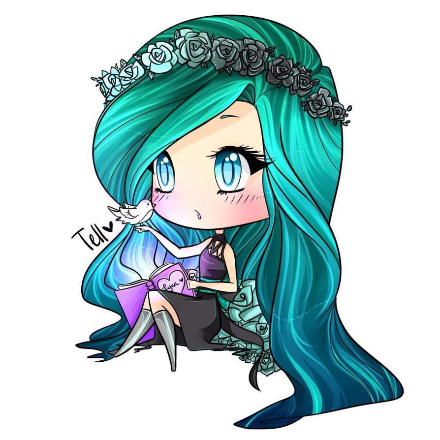 Chibi Girl Drawing at GetDrawings.com | Free for personal use Chibi ...