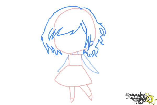 600x400 how to draw a chibi orphan girl