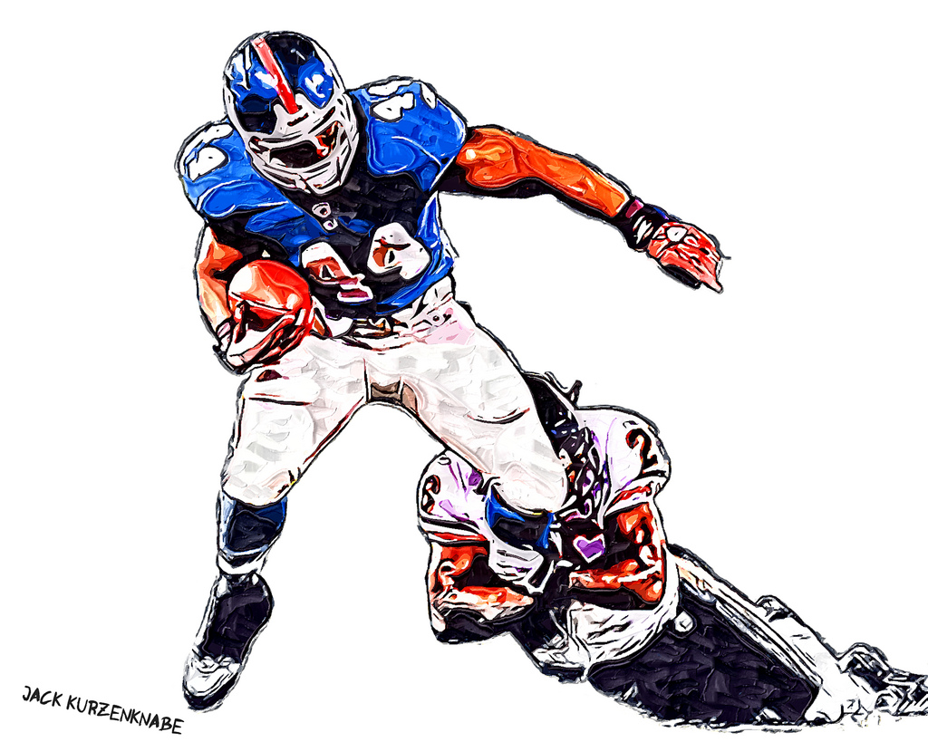 1024x819 0 New York Giants Ahmad Bradshaw