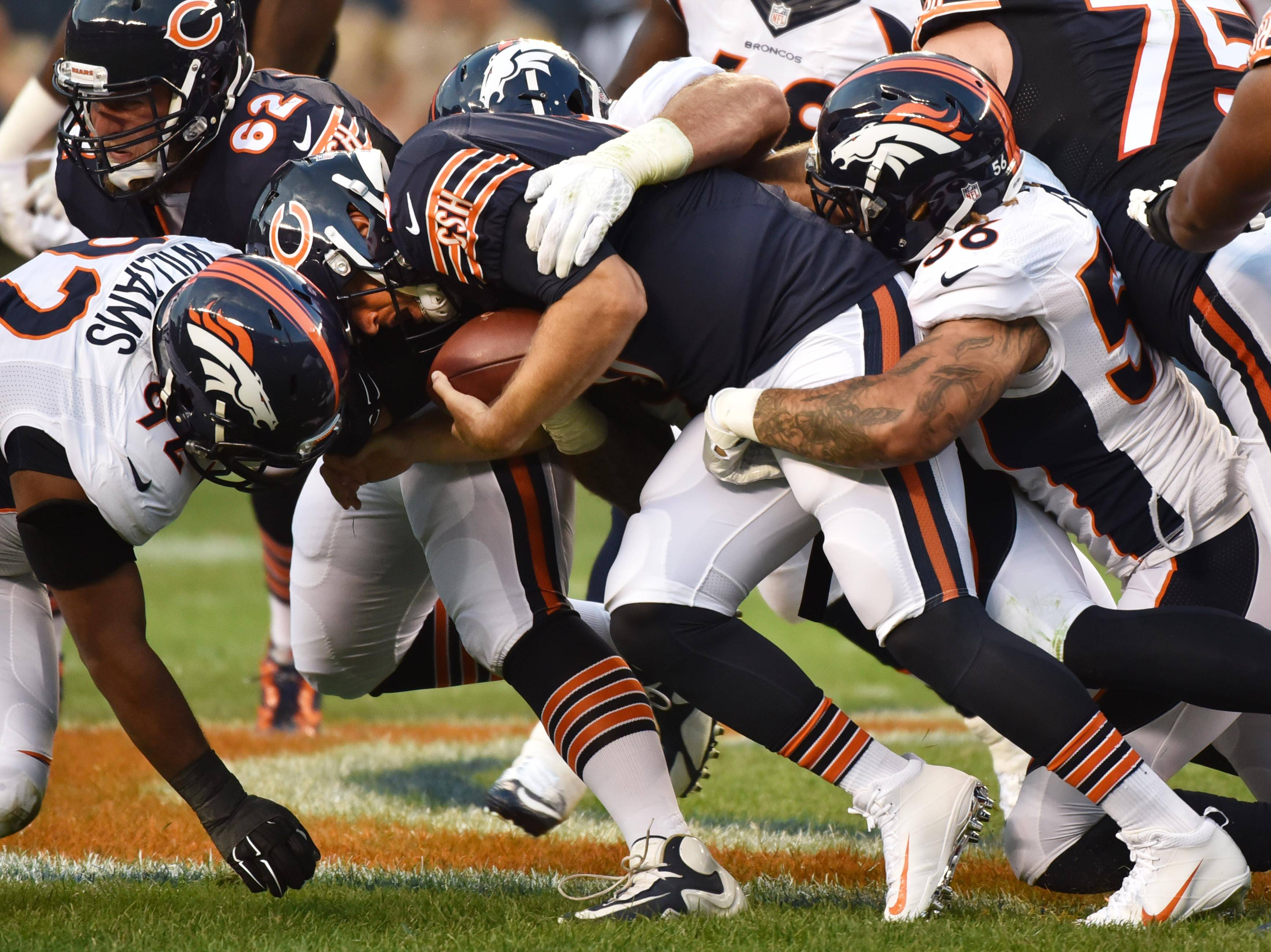 3472x2600 Back To The Drawing Board For Chicago Bears