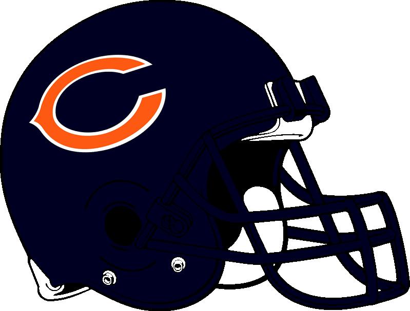 799x607 Bears Helmet 1983 Present By Chenglor55