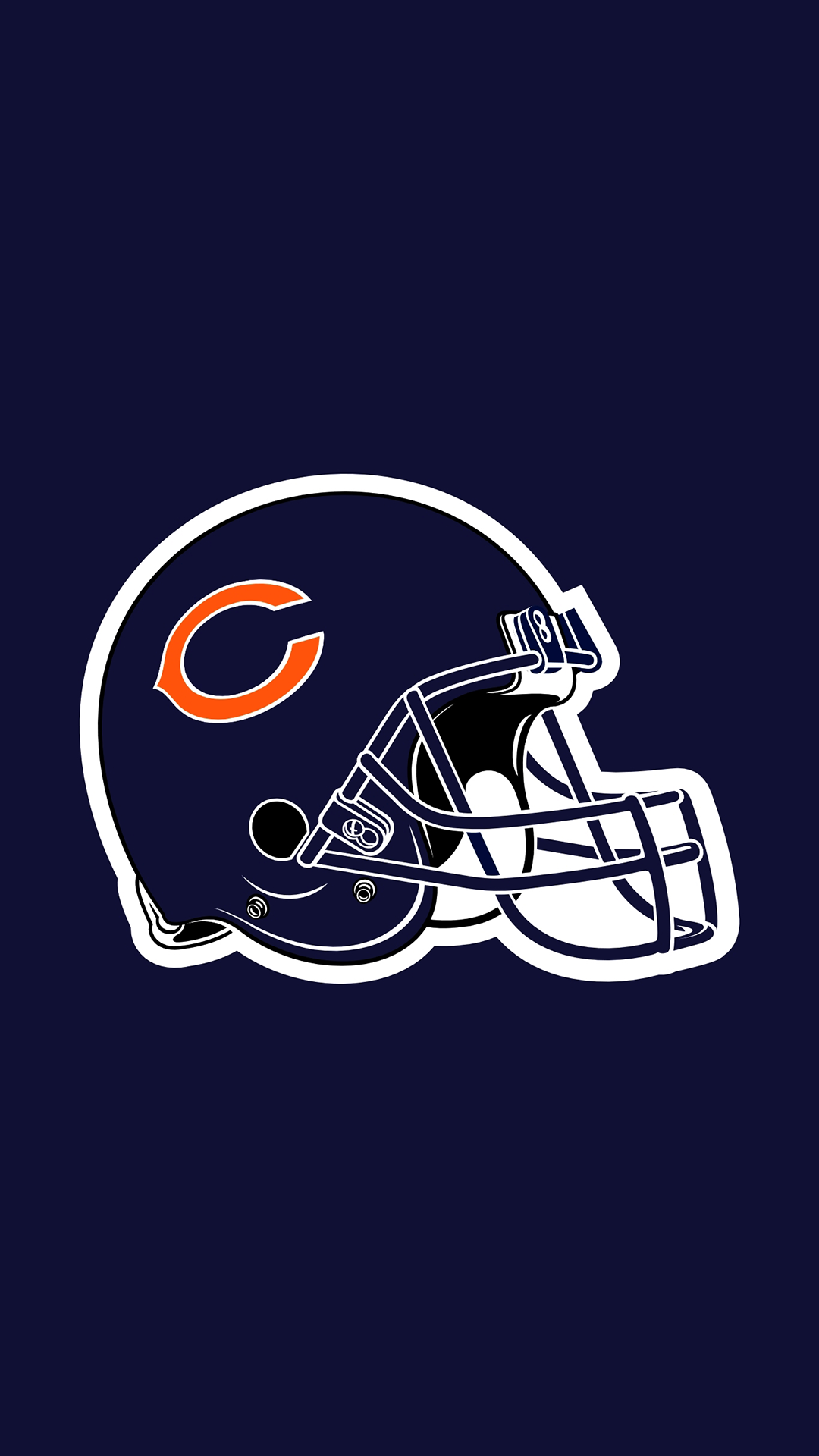 1080x1920 Chicago Bears Logo Png Collection