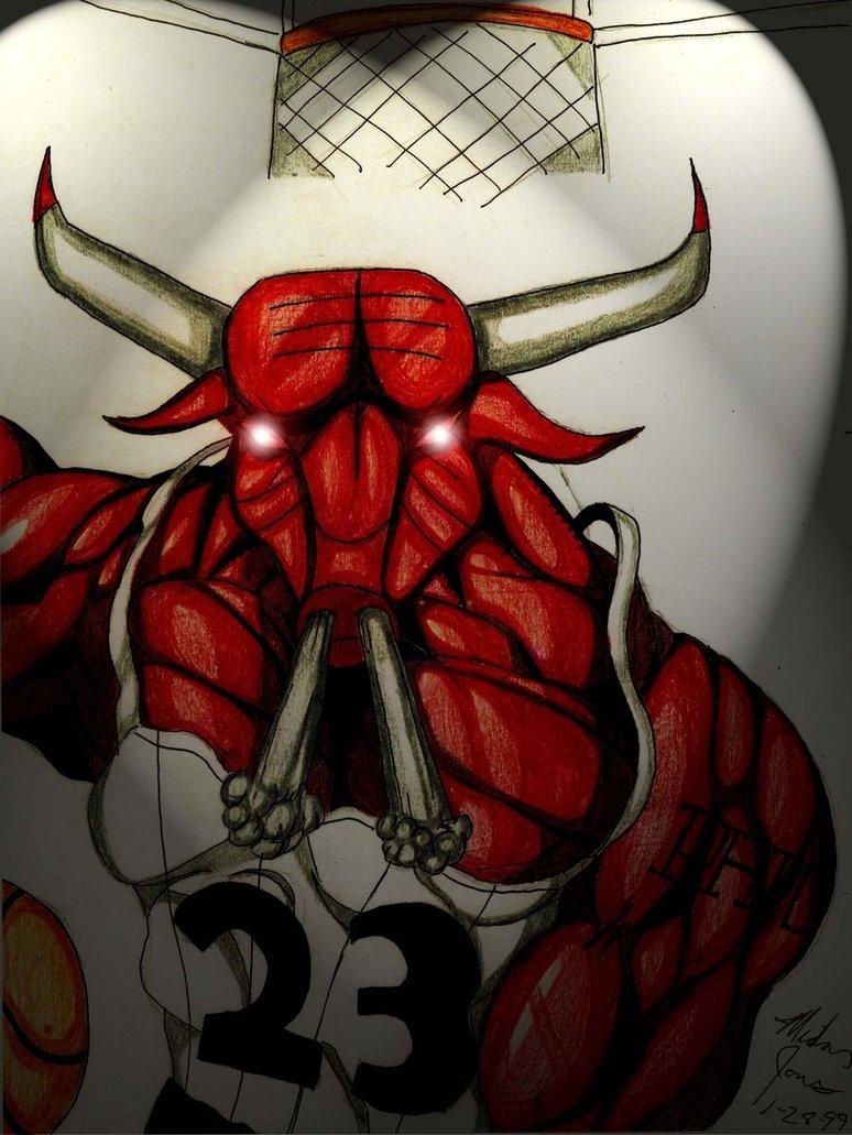 774x1031 Chicago Bull By Mjones456